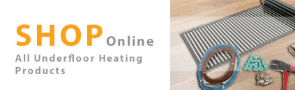 electric underfloor heating products