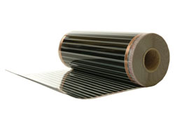 carbon film heating